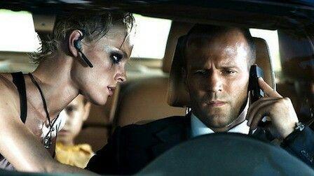 Kate Nauta & Jason Statham in The Transporter 2