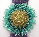 The Spirit of Spring Bracelet ©2000 by Cynthia Rutledge