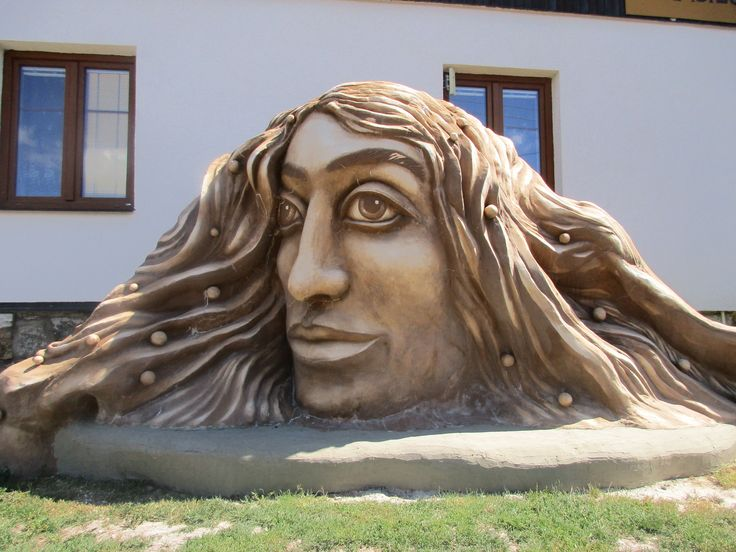 Hlava ženy
