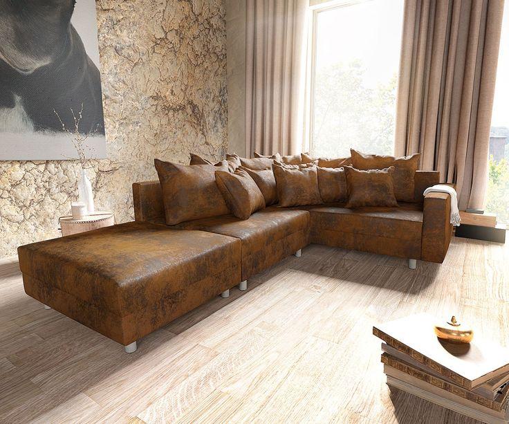die besten 25 braunes ledersofa ideen auf pinterest lederne wohnzimmerm bel braunes. Black Bedroom Furniture Sets. Home Design Ideas