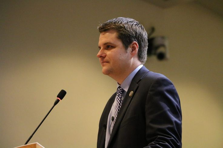 Breast Cancer Awareness; Florida Congressman Matt Gaetz Pushes for Rescheduling Marijuana
