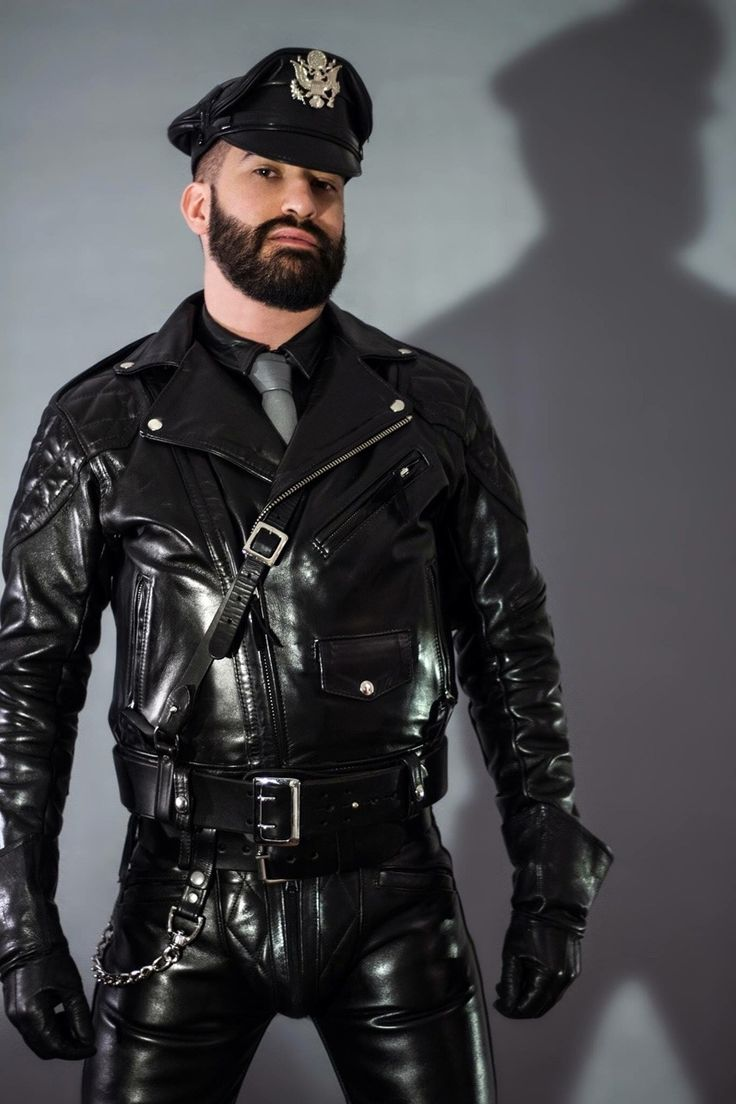 Gay Leather History Early History