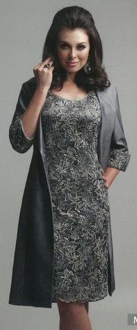 Dress and Jacket set 04   Isabella Fashions   Mother of the bride dresses, plus sizes, and evening wear