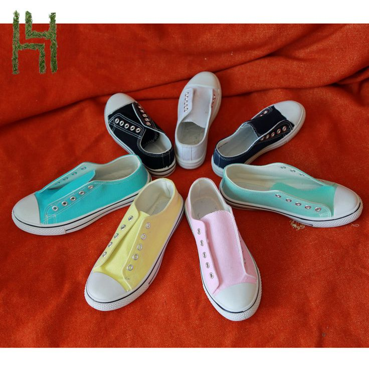 classics style men sport canvas shoe fashion color