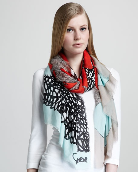Modal Scarf - June en duo by VIDA VIDA djfmklq