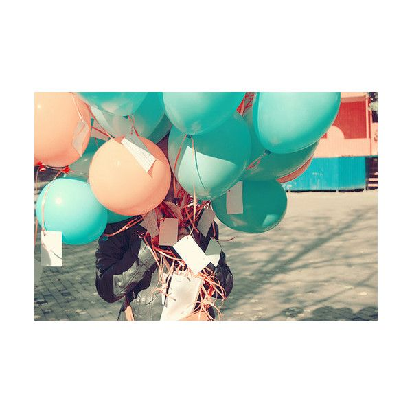 Vintage Marketing, Thehipstertipst, Elegant Balloons, Pastel Colors, Polyvore, Happy Balloons, Colors Together, Colors Happy