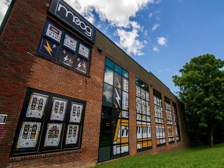 """What do the Beatles, Beyonce, Trent Reznor, and Hans F. Zimmer have in common? They're all fans of Moog Music fans—and you'll be too, after touring the factory and headquarters of the world's No. 1 maker of synthesizers. The guided walks are free and last 45 minutes, touching on everything from the life and times of founder Bob Moog (rhymes with """"vogue"""") to the company's use of 3-D printers to recreate out-of-production parts for old models. It's amazing to see how the coveted equipment is…"""