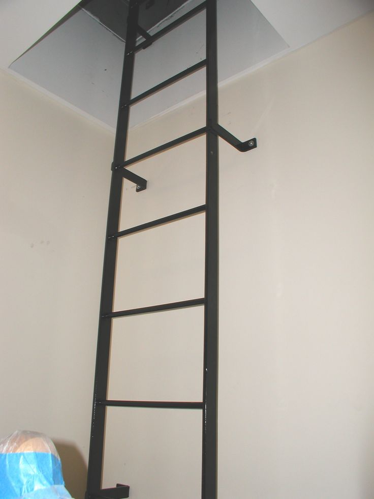 17 best ideas about attic access ladder on pinterest for Fire rated attic pulldown stairs