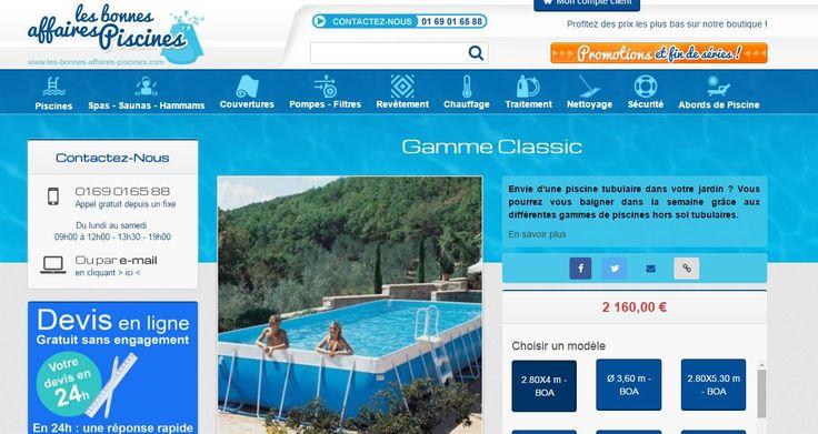 Les 25 meilleures id es de la cat gorie pompe piscine sur for Promotion de piscine