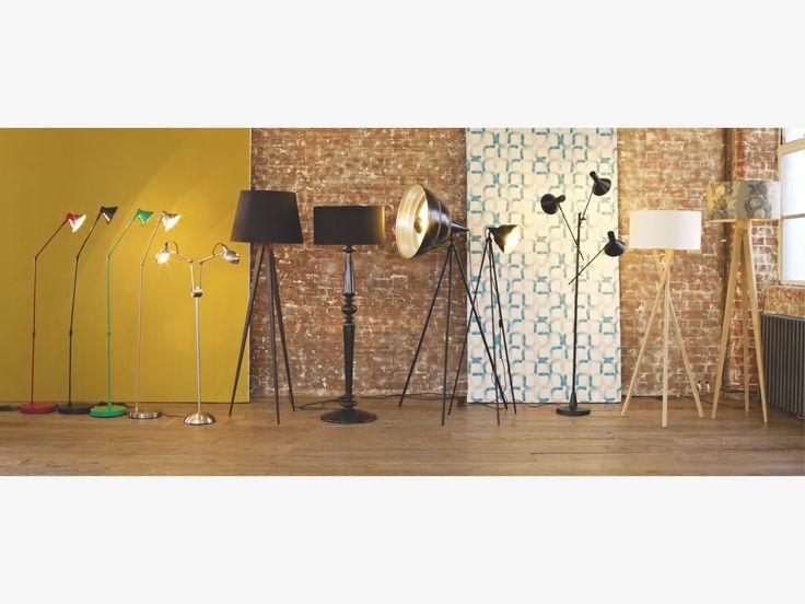 17 Best Images About Wooden Tripod Floor Lamp On Pinterest