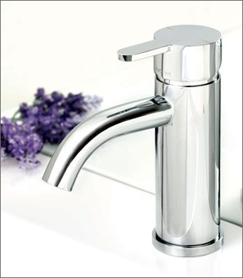 The Mia Mixers and Accessories Range Basin Mixer from Phoenix http://www.phoenixtapware.com.au/modules/mastop_publish/?tac=MIA_RANGE #style #design #bathroom #mixer