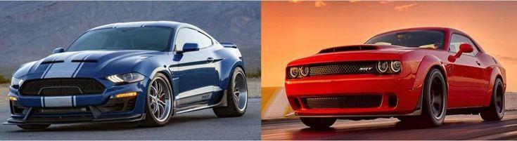 Mustang Gt500 Vs Dodge Demon in 2020 | Mustang gt500 ...