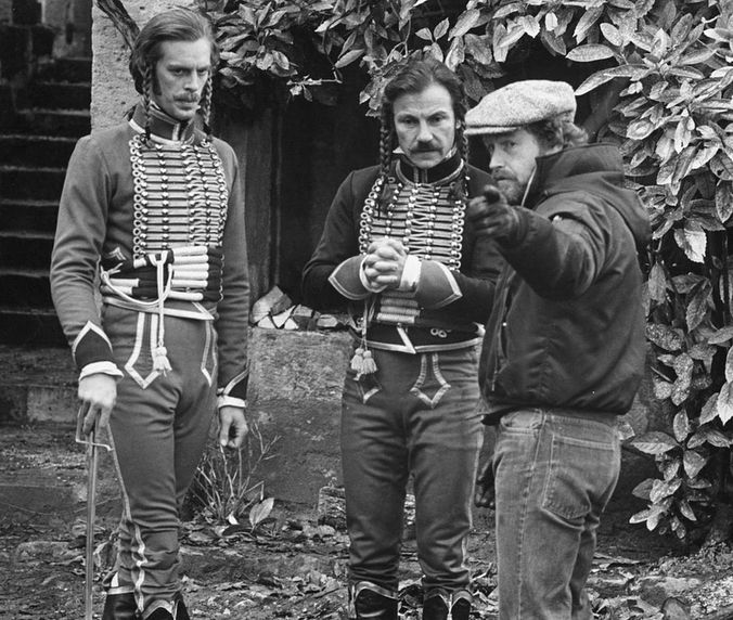 "40 years ago today, Ridley Scott directed his first film, ""The Duellists"", which went on to win ""Best Debut Film Award"" at Cannes in 1977.  -  -  -  #TheDuellists #FlashbackFriday #RidleyScott #Cannes #FilmMaking #Cinematography"