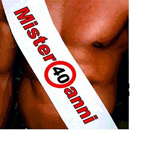 fascia uomo MISTER 40 ANNI compleanno festa party pazza idea https://www.amazon.it/dp/B01GSL6WDS/ref=cm_sw_r_pi_dp_x_s-lGybKFZFY64