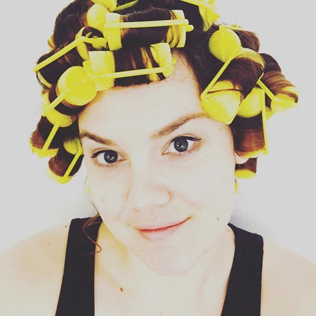 Top 100 1950s hairstyles photos Trying foam rollers out! Better for my hair retro hair styling! #foamcurlers #retrohairstyle #retro #1940shair #1940shairstyle ##1950s #1950shair #1950shairstyles See more http://wumann.com/top-100-1950s-hairstyles-photos/