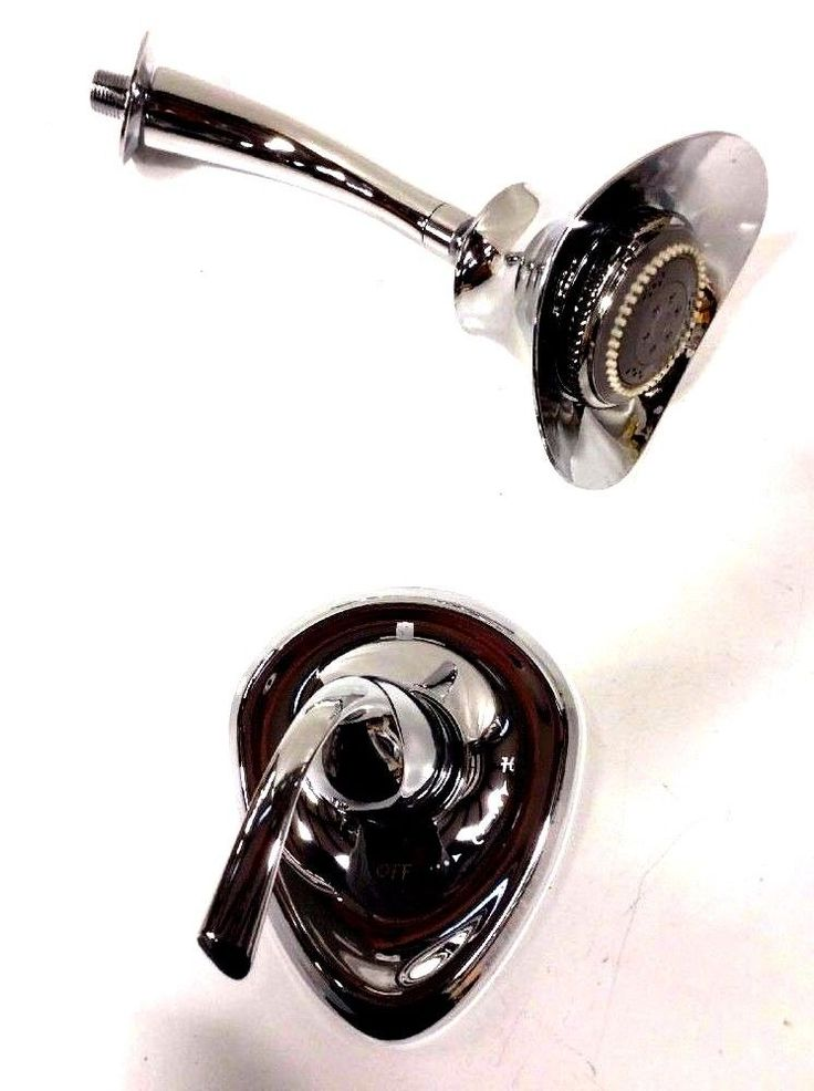 Estate by Pioneer Faucets CELLA Shower Trim & Valve Polished Chrome 128980T-H85 #ESTATEbyPioneer
