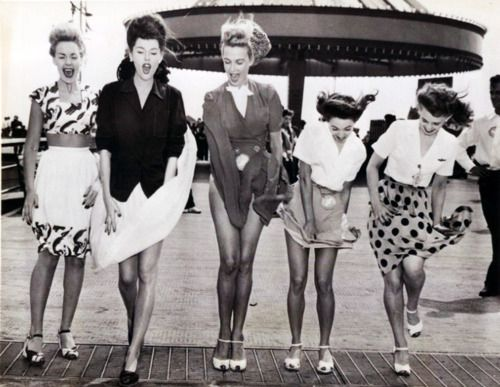 another great vintage photo. this just makes me smile.