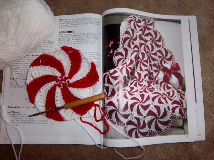 157 Best Crochetchristmas Images On Pinterest Crochet Patterns