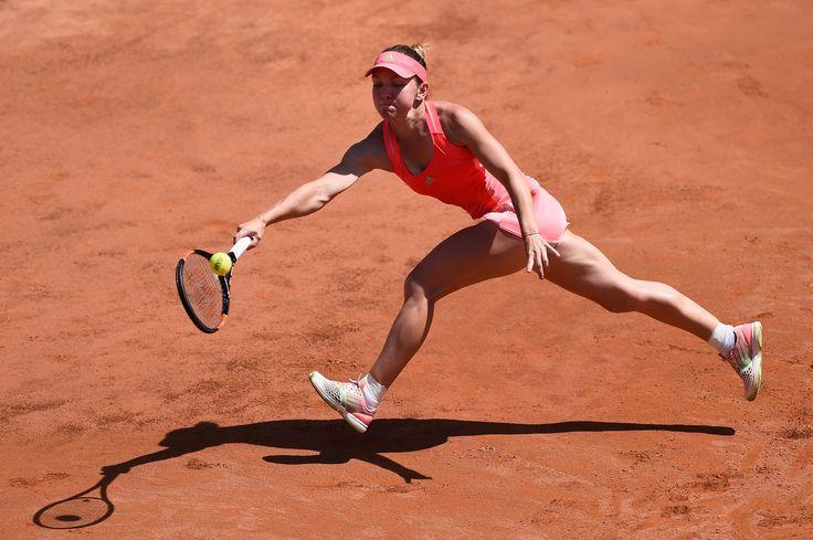 **LIVE TEXT** Simona Halep - Venus Williams, în optimi, ACUM, la Roma. O lecţie de tenis oferită de favorita noastră