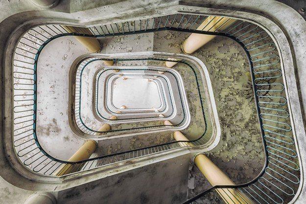 Magnifika bilder på övergivna hus | SvD