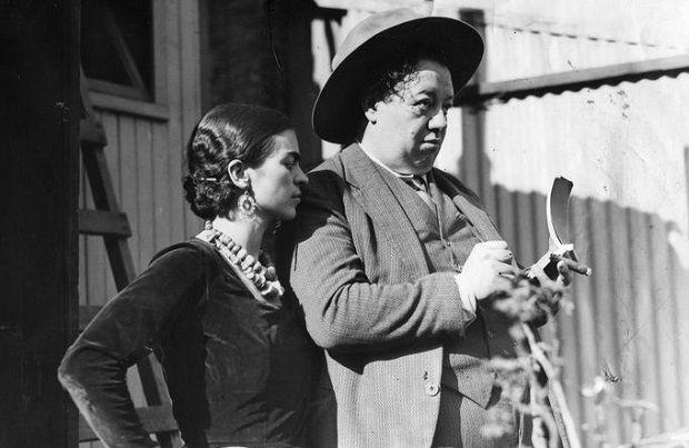 Frida Kahlo'nun Diego Rivera'ya Yazdığı Duygu Yüklü Aşk Mektupları