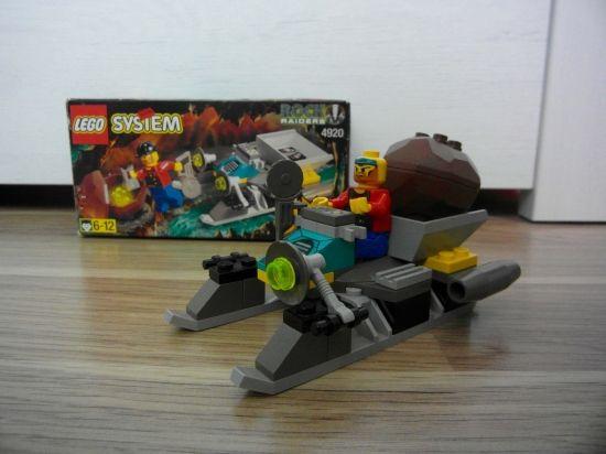 LEGO Rapid Rider 1999