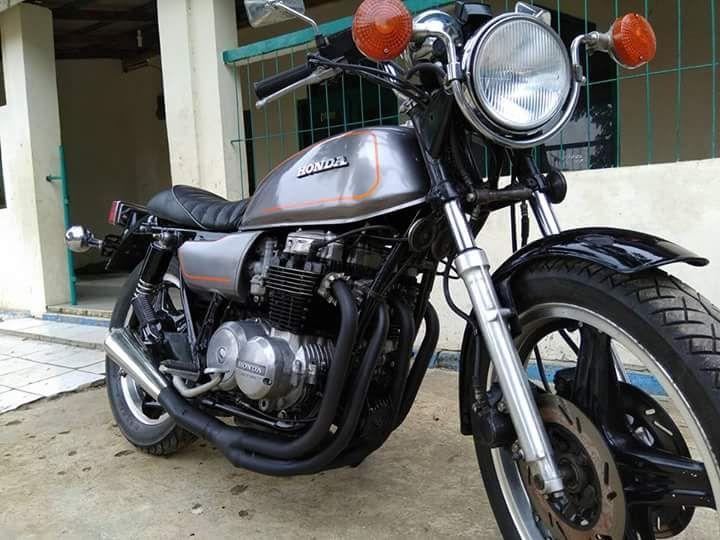 Forsale Honda cb650 ....no paper posisi kalideres Jakarta barat....