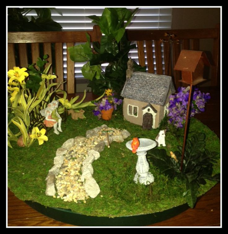 17 Best Images About Your Fairy Gardens Project Photos On