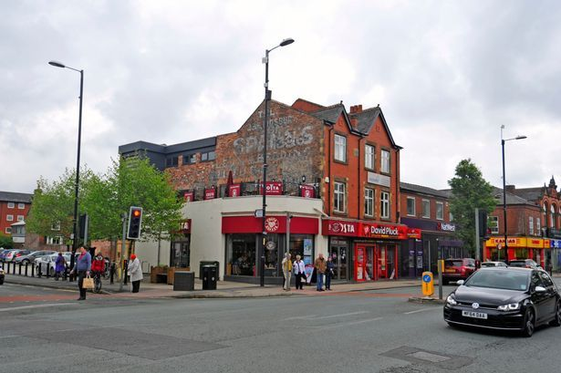 Man breaks arm diving out of upstairs window thinking ISIS were attacking a Costa in village of Didsbury