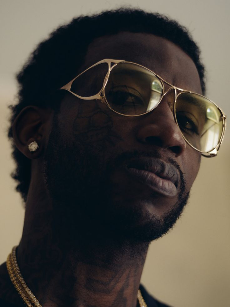 Gucci Mane for The FADER (2016)