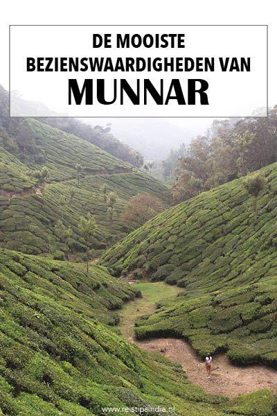 Munnar is een van de mooiste plekken van India. In dit artikel deel ik de beste tips, de mooiste bezienswaardigheden en handige informatie voor jouw reis naar Munnar.