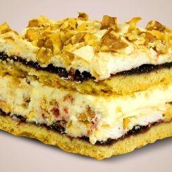Этот роскошный десерт придется по вкусу даже искушенному сладкоежке! Недавно у…