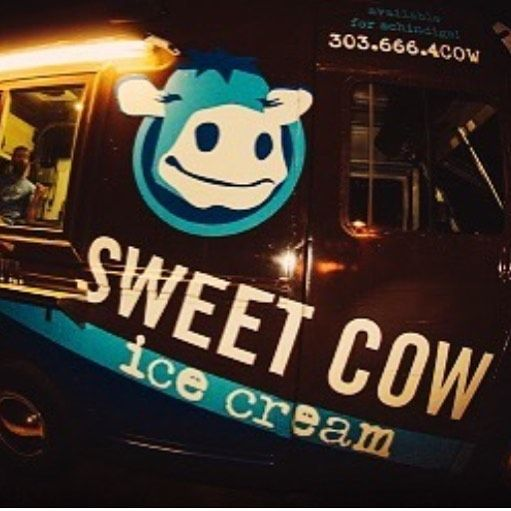 Happy national ice cream day! Adding the sweet cow truck to your reception can add a yummy treat that your guests will love! #wwbouldercreek #wedgewoodwedding #icecream #sweetcow #weddingreception #yummy #latenigntsnack