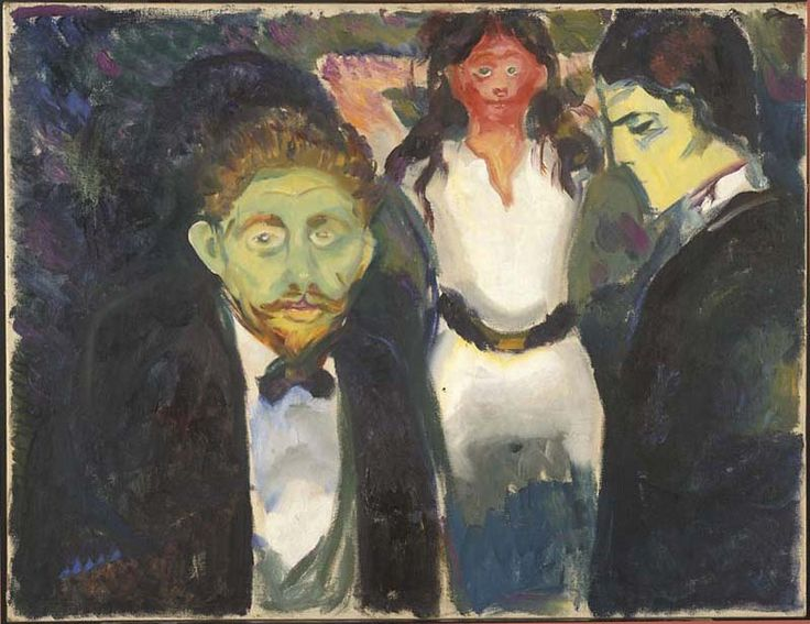 """""""From my rotting body flowers shall grow and I am in them, and that is eternity"""" - Edvard Munch"""
