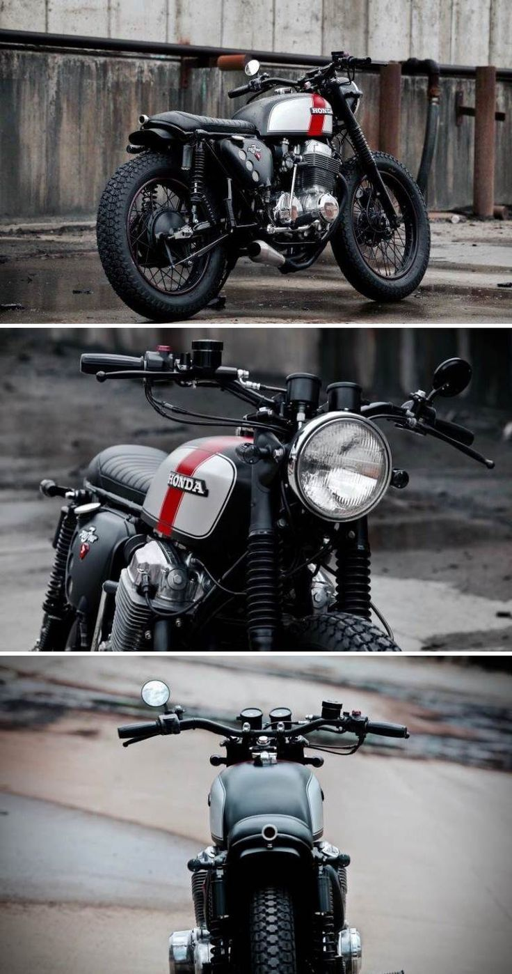 Honda CB750 Brat  #cb750 #honda #luxuryauto #autodesign #Auto Design Ideen