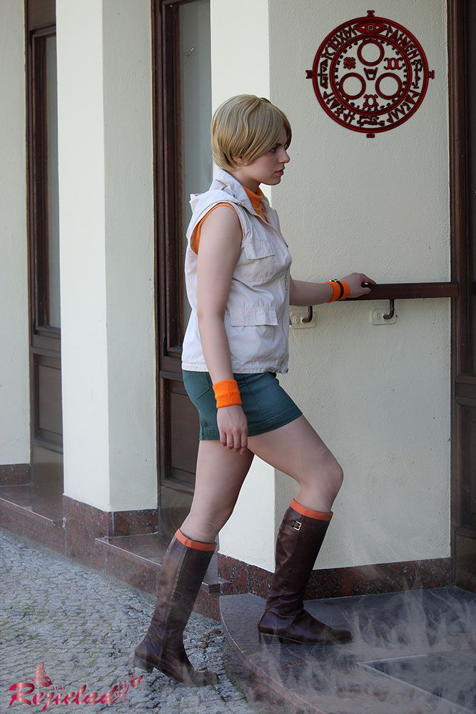Heather Mason - Silent Hill 3 - The Order cosplay by Rejiclad