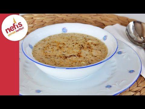 Yoğurtlu Dövme Buğday Çorbası Tarifi