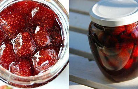 Aj vy sa chystáte počas víkendu variť jahodový džem? Prečo nie, veď teraz ich varia všetci. Sezóna sladkých červených bobúľ sa nepochybne rozbehla, lenže prečo opakovať vždy tie zaužívané spôsoby? Aj jahodový džem sa dá pripraviť inak. Bylinkovo-jahodový džem Nič sa kjahodám nehodí viac, ako svieže letné bylinky. Použitie mäty, bazalky acitrónov spraví zvášho džemu