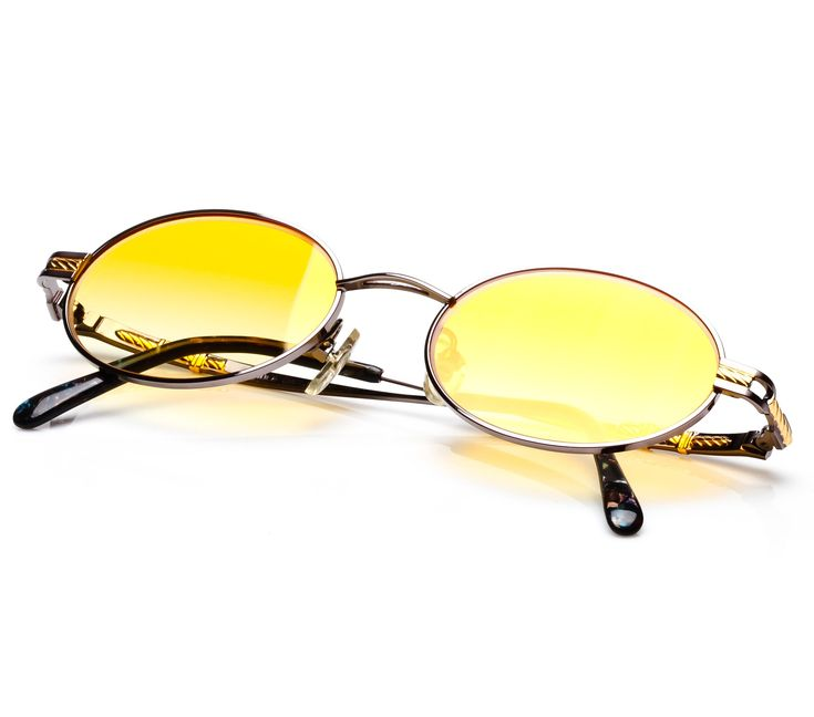Paolo Gucci 7223 21KGP (Yellow Metro Gradient Flash Gold)