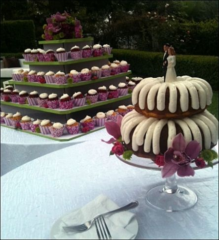 Nothing Bundt Cakes Mywedding Com