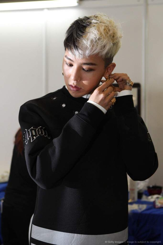 G,Dragon is well known in the Kpop world for his unique and forever changing