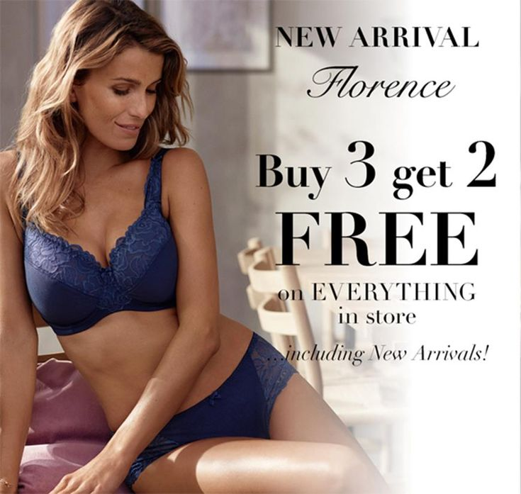 Buy 3 get 2 free on everything in store!