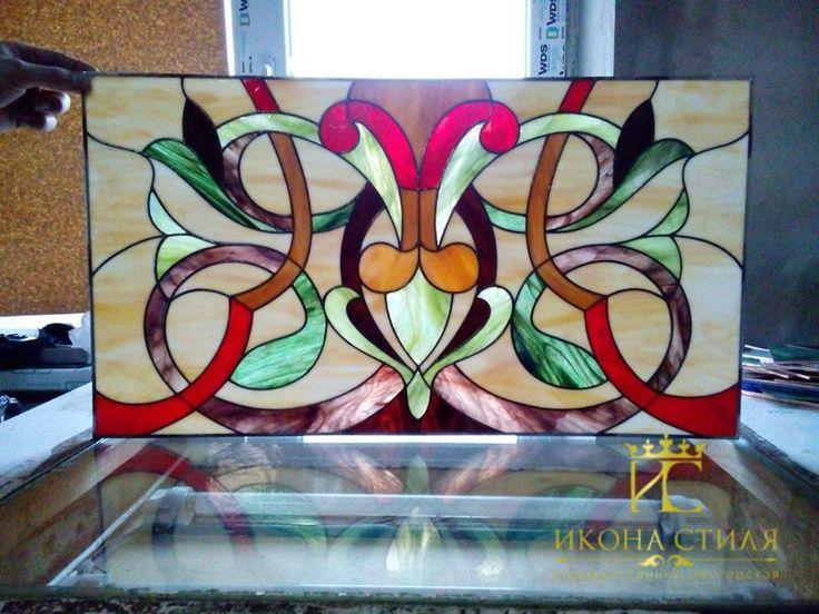 Photo news from our workshop #art #studio #workshop #stainedglass #tiffany #window #glass #handwork #interior #decor #architecture #design #patterns