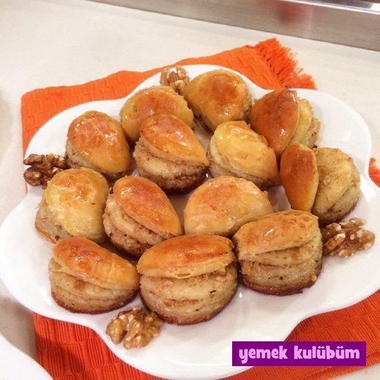 Pratik ev yapımı dilber dudağı tatlısı tarifi nasıl yapılır? farklı değişik baklava şerbetli tatlı tarifleri, geleneksel yöresel lezzetler tatlı tarifleri