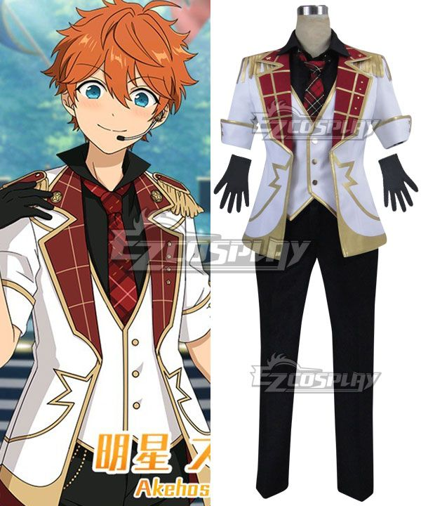 Ensemble Stars Judge! Black and White Duel Subaru Akehoshi Makoto Yuuki Cosplay Costume  Ensemble Stars Judge! Black and White Duel Subaru Akehoshi Makoto Yuuki Cosplay Costume  http://www.shareasale.com/m-pr.cfm?merchantID=38080&userID=1079412&productID=694200775  #cosplay