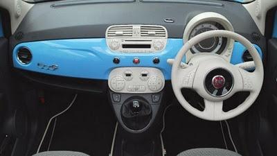 New Fiat 500 TwinAir