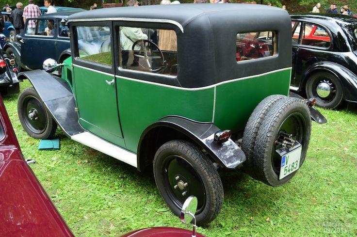 1931 Tatra 12