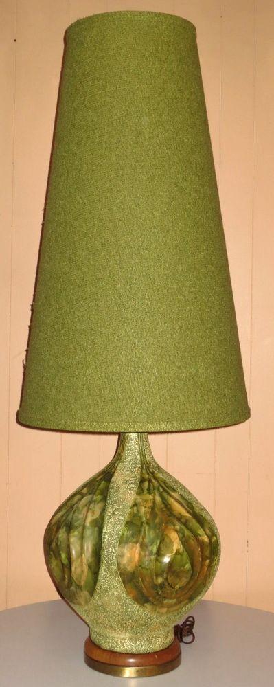 401 best mid century lamp shades images on Pinterest | Mid century ...
