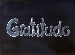 Gratitude For Knowledge