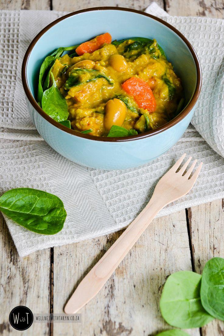 Butterbean Curry  |  Wellness with Taryn http://wellnesswithtaryn.co.za/?p=713